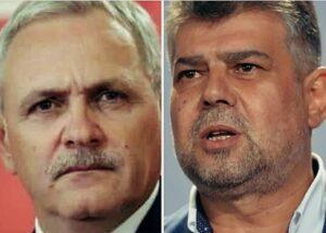 Ciolacu susţine că Dragnea îşi face partid din cauza frustrărilor şi a rateurilor sau politichia ruptă-n tur